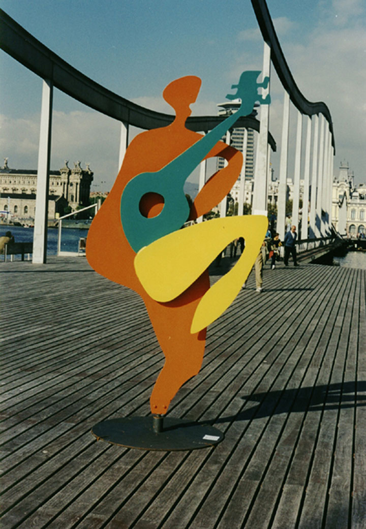 I Biennal d'Escultura Valldoreix dels Somnis