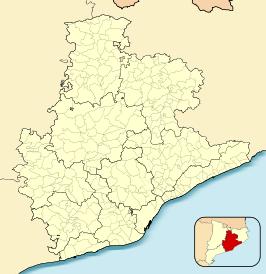 foto 2 - Valldoreix, ubicación en la Provincia de Barcelona